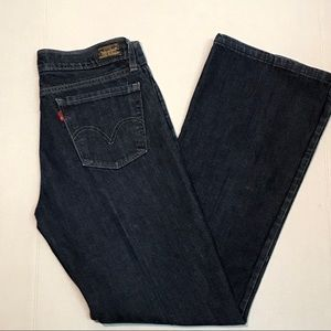 Levi's 544 Ultimate Lift Bootcut Size 8